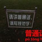 何ナニ?中国語って普通語?北京語?普通語/共通語【普通话】