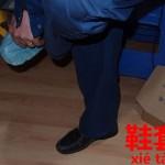 靴脱がずに土足でドカどか。靴にかぶせる袋は何処へ?靴カバー【鞋套】