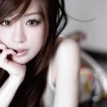 中華圏で活躍する人気歌手。王心凌 (wáng xīn líng) シンディー・ワン