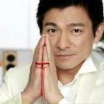 中国中華圏で活躍する人気歌手。刘德华(Liú Dé huá)アンディ・ラウ