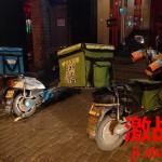 新規参入で戦国時代へ突入。上海テイクアウト市場。激戦【激战】