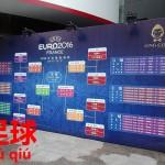 中国人が熱狂するサッカー欧州選手権。サッカー【足球】