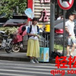 激戦!中国新製品キャンペーンは一苦労。リラックス【轻松】
