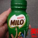 中国で出会った子供時代の思い出の味。ミロ【美禄】