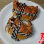 上海蟹を楽しめるシンプル調理法と蒸し時間。蒸す【蒸】