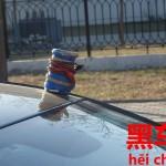 天津で発見。本業よりも商売熱心な運転手。白タク【黑车】