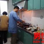 中国上海の正月台所事情。チッキンは誰が主役?男性【男性】