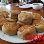 北京の地元民御用達の味。飾り釘の牛肉餡の包み【门钉肉饼】