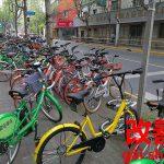サービス継続に黄色信号。乗り捨て自転車の現問題。改善【改善】