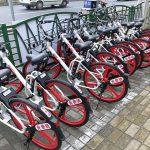 中国発。日本でもシェア獲得なるか。モバイク【摩拜单车】