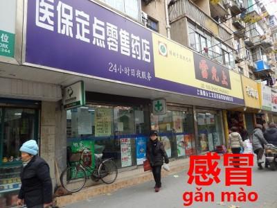 中国の薬屋