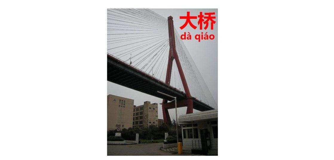 上海に掛かる大橋の長さと位置情報