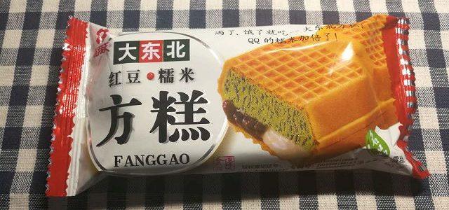 中国のもなかアイスパッケージ