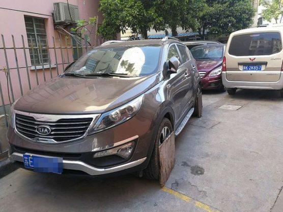 中国の停車措置全体