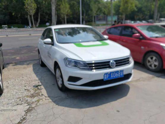 中国の電気自動車レンタル