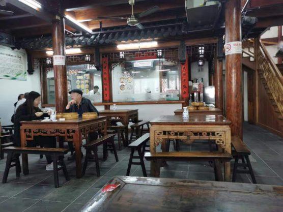 上海の南翔にある南翔小籠館